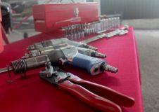 Aircraft Drill & Riveting Kit