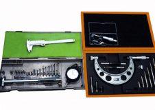 Dial Gauge & Micrometer