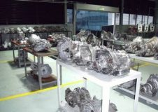 Gearbox Section