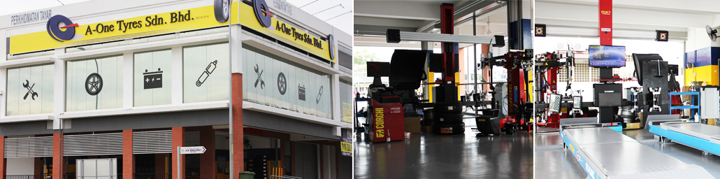 A One Tyres Sdn Bhd