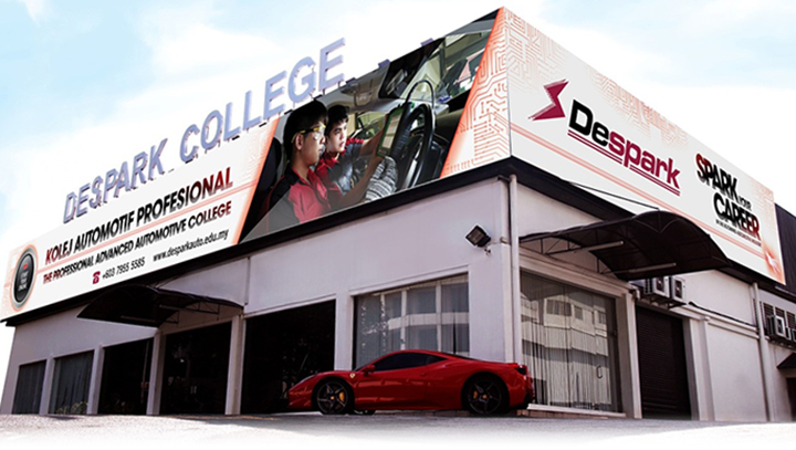 Automotive Engineering motheo college subjects