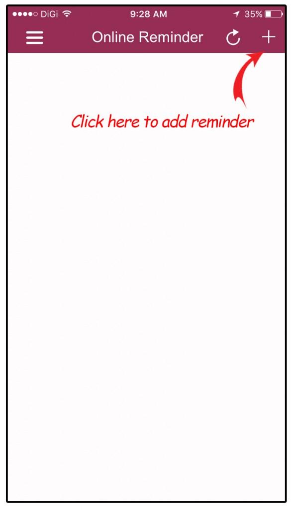 015 Add reminder