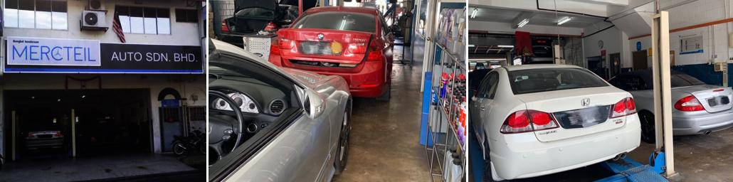 Mercteil Auto Snd Bhd