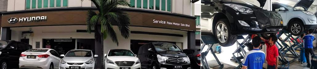 Palm Motor Sdn Bhd (Hyundai Service Center)