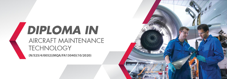 diploma in aircraft maintenance engineering
