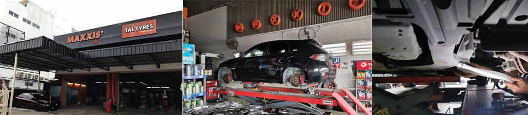 TAL Tyre Supply Sdn Bhd