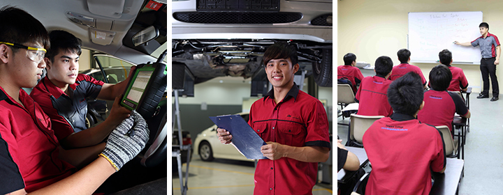aircraft maintenance engineering colleges in Malaysia