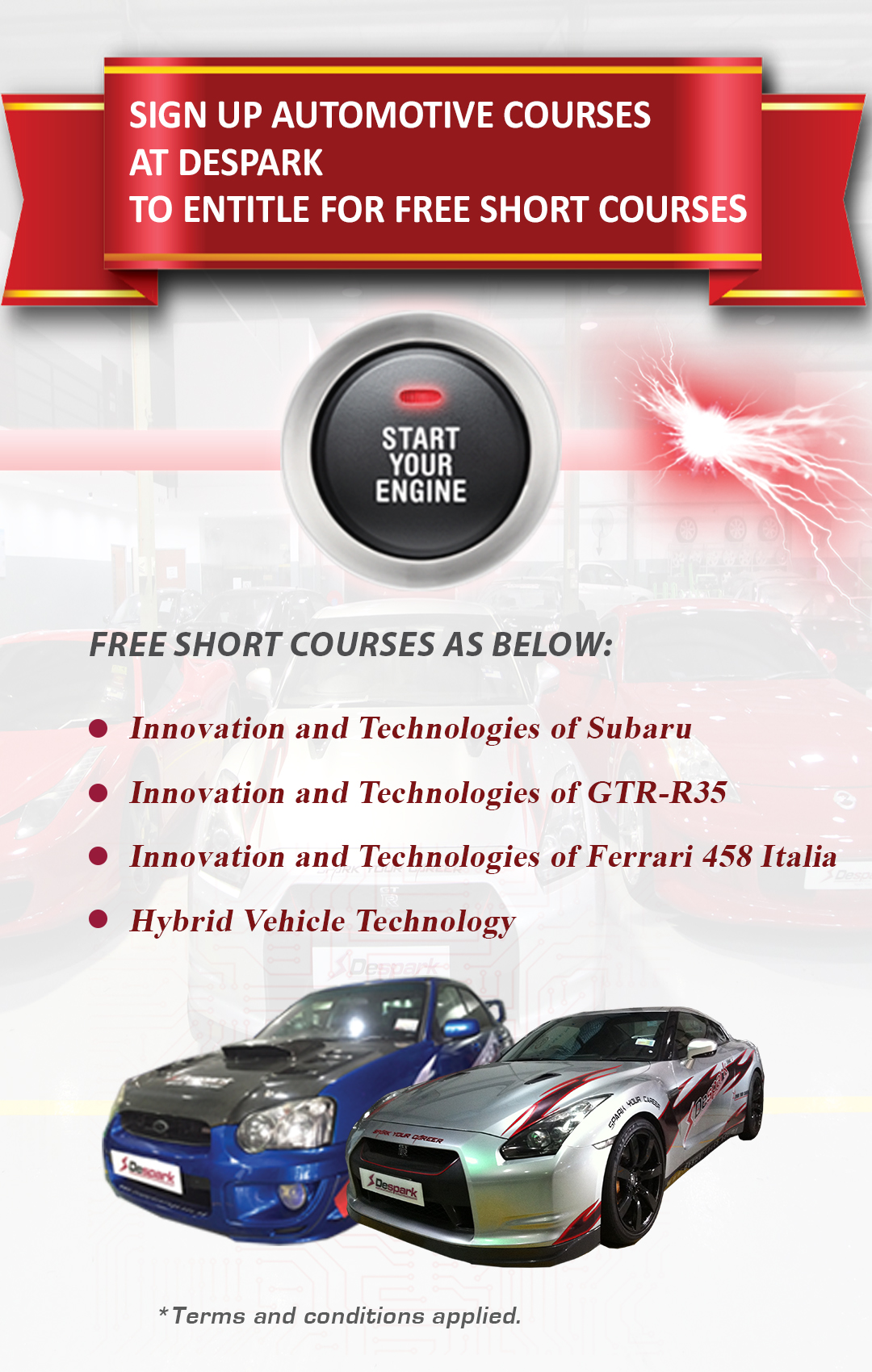 FREE SHORT COURSES
