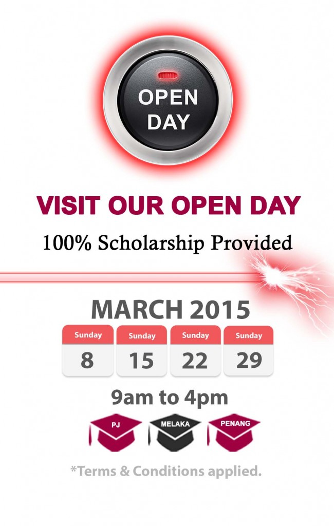OPEN DAY MARCH