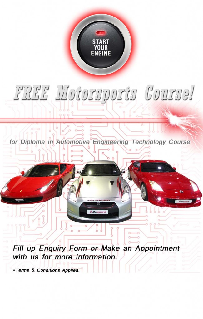 free motorsports course