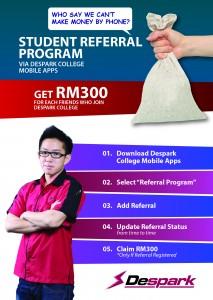 Student referred program-Poster-01
