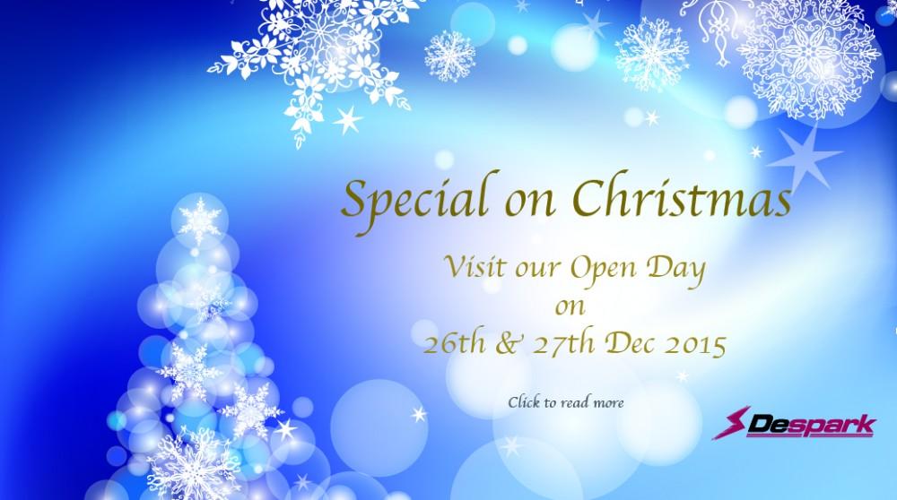 26 & 27 Dec Open Day-01