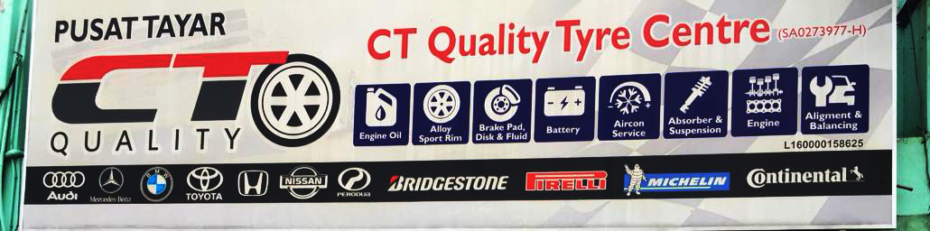 CT Quality Tyre Centre