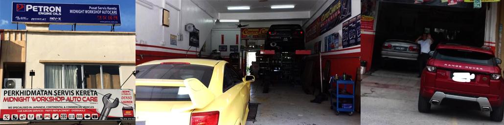 Midnight Workshop Autocare