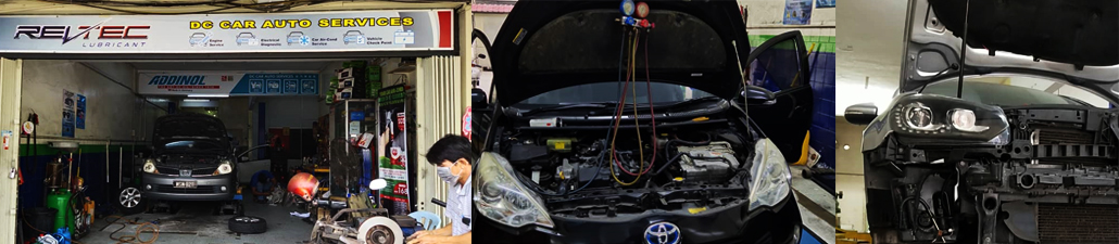 DC CAR AUTO SERVICES