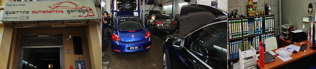 Quattro Automotive Garage