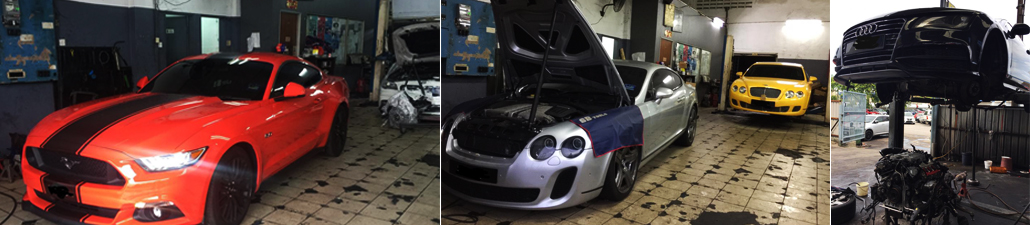 RGB Motor Works Snd Bhd