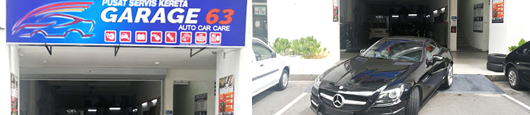 Garage 63 Auto Car care