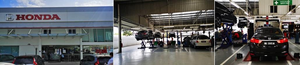 SRI UTAMA AUTO SDN BHD (HONDA SETAPAK)